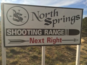 North Springs Tactical Rifle Monthly Matches @ North Spring Shooting Range | Price | Utah | United States