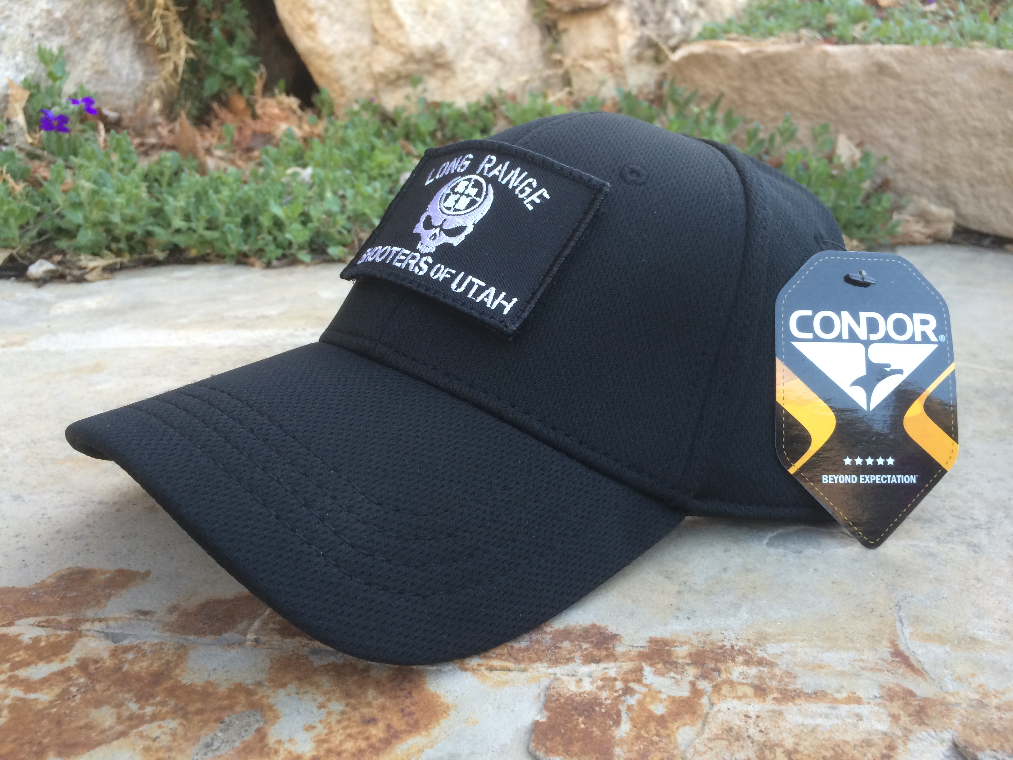 092c3a72ff56a   New for 2015  . Condor Flex Tactical Hats (Flex Fit) with Velcro LRSU  Rifle Logo Patch ...