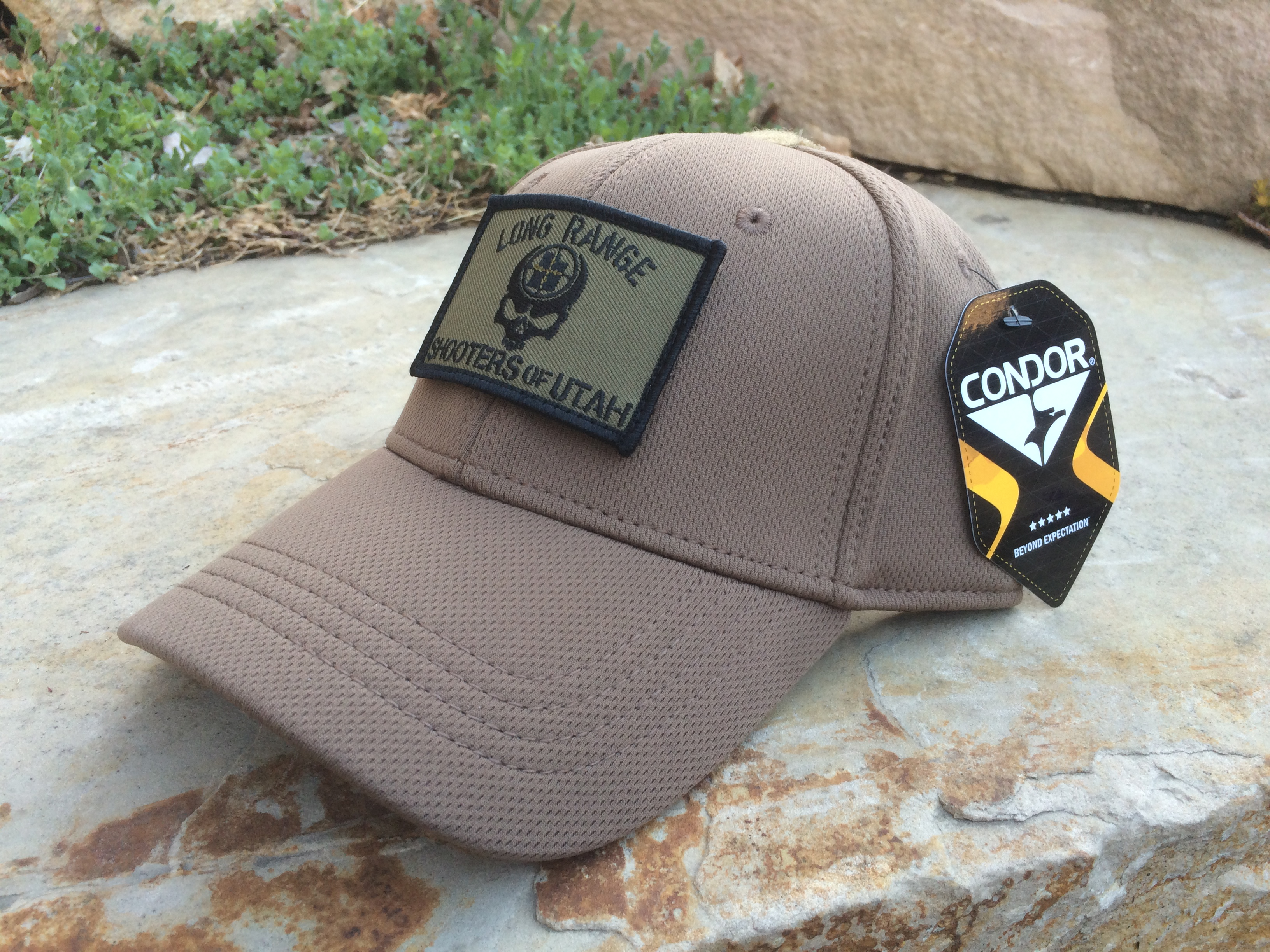 ebb3e906333eb ... w  LRSU Velcro Rifle Patch. Home   Hats   Condor Flex Fit Velcro Hats.  IMG 8391