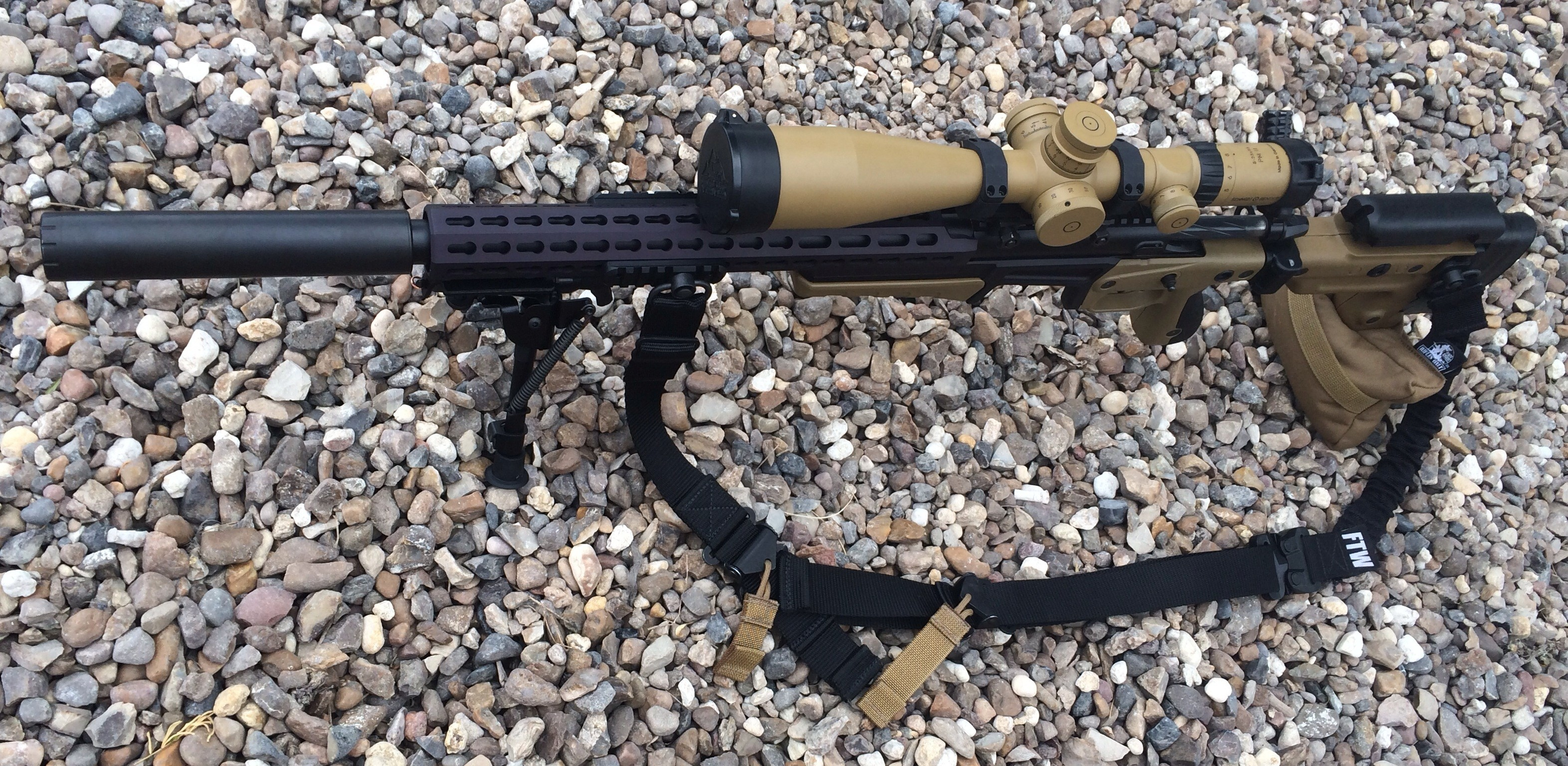 how to wear a rifle sling