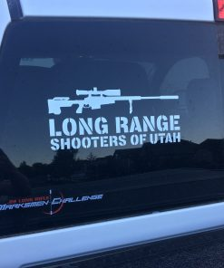 Accuracy International Decal Archives - Long Range Shooters